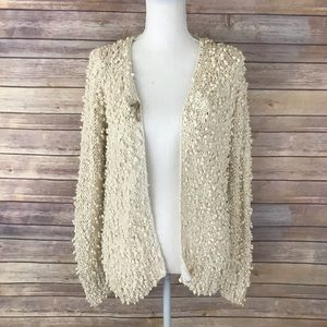 Soft Surroundings Cardigan Sweater